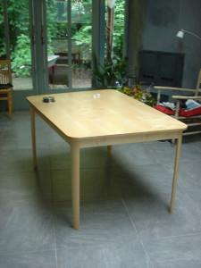esdoorn tafel