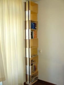 boekenkast meander